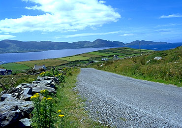 Coulagh Bay and Cod's Head, Beara Peninsula, West Cork
